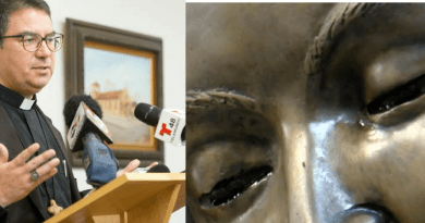 Virgin Mary statue in New Mexico crying 'olive oil,' new tests find… Miracle may be claimed