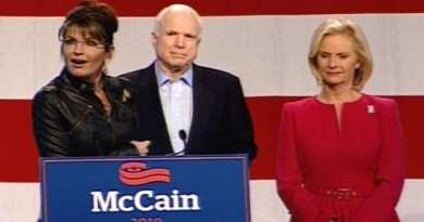 VP Running mate Sarah Palin Excluded from Liberal Icon John McCain Funeral …Told to Stay Away..