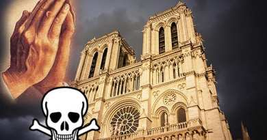 Notre Dame holy water POISONING fears as 'tingling' churchgoers taken ill