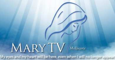 "Please Support Mary TV… ""Absolutely wonderful to be able to view the Youth Festival through Mary TV"" Mary King"
