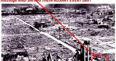 August 6, 1945 ..The Incredible Miracle at Hiroshima – 8 Priests Survive Atomic Blast