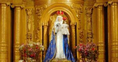 "Our Lady of Good Success and her incredible Prophecy that speaks to Our Times  ""Satan will reign through the Masonic sects, targeting the children in particular to insure general corruption."""