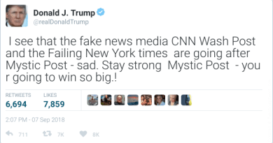 """Mystic Post is Going to Win So Big :) This is a joke BTW perhaps we can even call it """"fake news"""""""