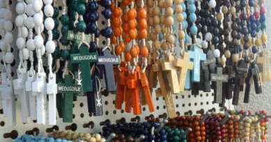 Medjugorje: The Strange Rosary of 7 Beads that Our Lady Says Helps Free Souls from Purgatory