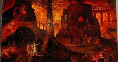 The little-known difference between Demons and the Damned in the Inferno..Sr. Lucia's Terrifying Description Hell