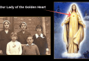 """Our Lady of Beauraing""..Pray to Our Lady of ""The Golden Heart"" in a Special Way for Healing and Release"