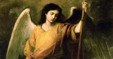 "How to make a special consecration to St. Raphael the Archangel ""The Divine Healer"""