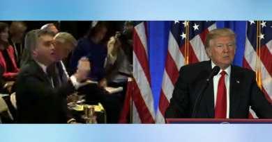 Drama in the White House …Trump vs CNN Jim Acosta… WOW!!