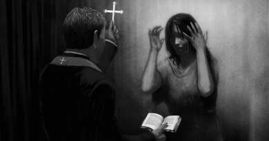 American Exorcism –  Demonic Possession On The Rise and the Secret Exorcists Among Us