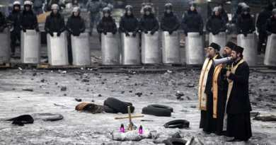 "Holy Wars:  Ukraine Orthodox Church Split from Russian Orthodox May Lead to ""Major Military Move by Russia""  Putin Alarmed…West Underestimates Danger"