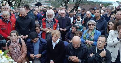 """November 2, 2018 Mirjana's Apparition with the Blessed Mother – """"My motherly heart suffers as I am looking at my children who do not love the truth, those who are hiding it.""""  Mirjana reveals – """"Our Lady was sad"""""""