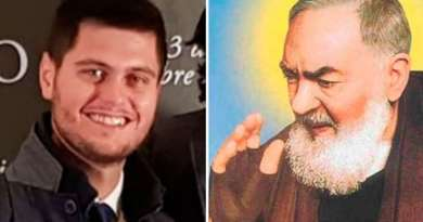 "Young man – a ""lost cause"" – healed by Padre Pio – The Miracle that Made Padre Pio a Saint"