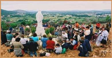 "Medjugorje: ""Do not forget the importance of the examination of conscience….Powerful supplication to the Queen of Peace to be recited before sleeping!"""