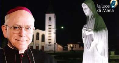 """Medjugorje – USA Monsignor:  """"I came here to see with my own eyes"""""""