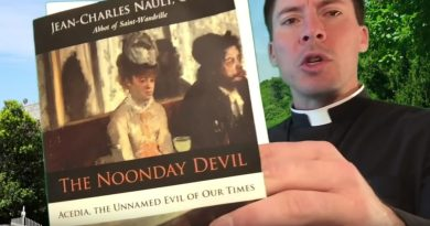"Defeating the ""Noon Day Devil"" – Fr. Goring  …The strongest demon"