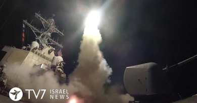 REPORT: Russia Threatens Missile Attack Deep into Central Israel