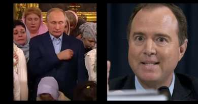 "Worth Watching – Putin On Mueller Report: ""It's Total Nonsense, Democrats put their party interests above the national interests  – A Mountain Gave Birth To A Mouse """