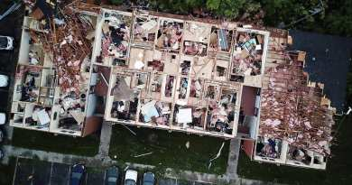Devastation: 52 Tornadoes leave trail of destruction across Ohio, Indiana