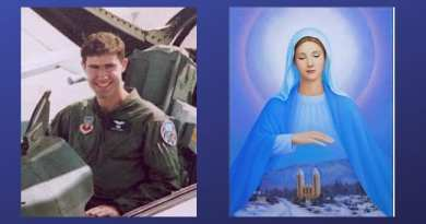 """Our Lady of Medjugorje saved me!"" Fighter Pilot tells powerful story:  ""Behind enemy lines, someone existed that prayed and kept watch over my return home."""