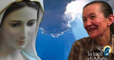 Medjugorje: Godmother Vicka in Rome for baptism issues warning: 'Today is a very, very difficult moment in the world. Our Lady is very worried.""