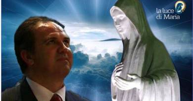 "Medjugorje: Visionary –  ""When physical changes begin to take place in the world you will understand…These apparitions of Our Lady are a crossroads for humanity, a new call, a new way, a new future for humanity."""