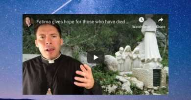 Fatima gives hope for those who have died in circumstances involving immoral behaviour – Fr. Mark Goring – June 24, 2019