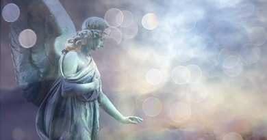 "5 Amazing facts about Guardian Angels…""You cannot become a guardian angel when you die because they were created at the beginning of time."""