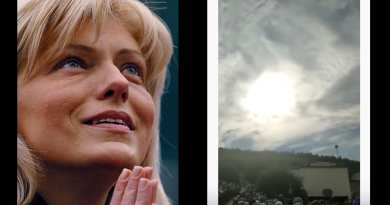 "Medjugorje: Sun Miracle during September 2, 2019 apparition with Mirjana – ""Sun beats like a heart"""