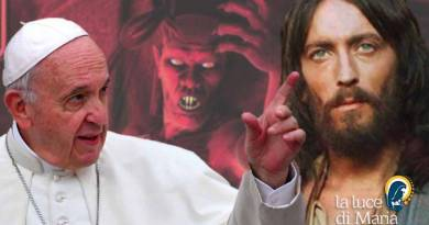 "Medjugorje:  Pope Francis Warns: ""The devil exists and is envious of Jesus Christ""…Our Lady Reveals what Satan wants from you."