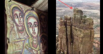 Ethiopia's Amazing Christian Chapel in the Sky