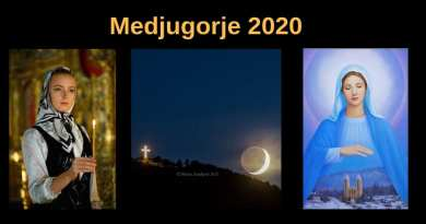 "Signs of the Times—Medjugorje: Father Livio: 'I believe that the time of secrets coincides with the 40th year of appearances"" ""Time is running out""… Jesus and the Number 40"