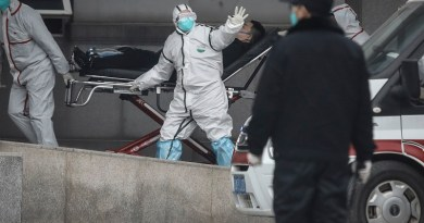 Signs: Deadly China Virus Hits United States with first confirmed case – Traveller from China is diagnosed in Seattle