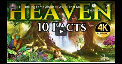 "10 Facts About HEAVEN That May SURPRISE You…""Will we have bodies?"" …(non-denominational)"
