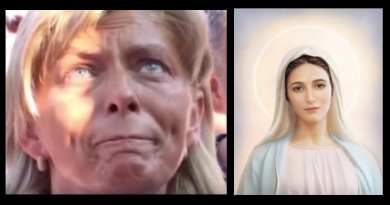 "Medjugorje: Mirjana – ""The number of unbelievers is getting bigger and bigger.  This is why I cry so much. They do not know what awaits them."""
