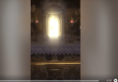 MIRACLE IN ITALY- FLASHING LIGHT COMING FROM A STATUE OF THE BLESSED HOLY VIRGIN MARY – AMAZING UNEXPLAINED EVENT