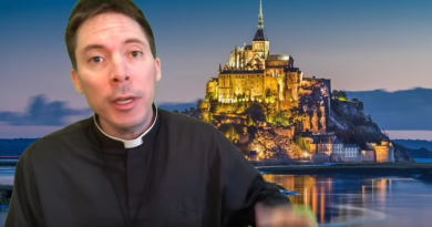 St. Catherine of Siena, Church Corruption, Chastisement & Girl Power! – Fr. Mark Goring