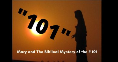 "The Marian Mystery of the Number ""101"""