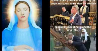 Venerating the Virgin Mary – Medjugorje Prophecy Unfolding – The little known Marian prophecies of Poland and Russia
