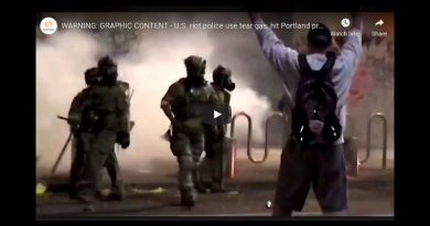"Why Portland is the center of the demonic realm's attacks. ""…Tip of the iceberg of Satanic control in this world. Evil prefers to spread in darkness."""