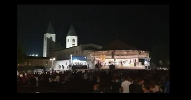 Medjugorje: Ave Maria like you've never heard before – Youth Festival – …Our Lady's Heart will triumph!