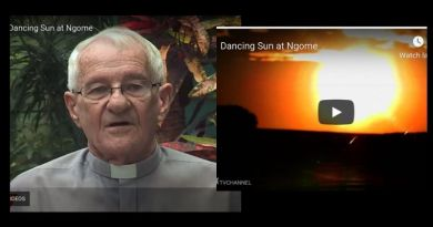 "Witness to Dancing Sun..Catholic Deacon testifies:""It was unbelievable, I had never seen anything like before in my life.""  God is good: ""I have come to tell the world that God exists."""