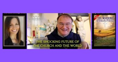 "Author of ""The Warning"" Defends End-Times Priest Fr. Michel Rodrigue –"