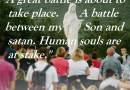 "Fatima and Medjugorje Prophecy Converging Now – The fulfillment of Fatima, as the Secrets of Medjugorje unfold. ""The great battle is about to take place."""