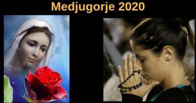 Medjugorje: Our Lady Recently Warned of Serious Times – Now USA has Covid-19, riots across America, threats of civil war – Will they get worse:?   – Never Has Our Lady Urged Us to Pray the Rosary in Three Sequential Messages …