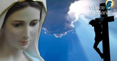 Rare words from The Queen of Peace…In message the Virgin Mary reveals exactly what we should say to God