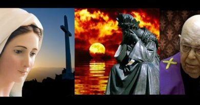 "Has the world entered the ""Second period""? Medjugorje ""The second period will be a very painful purification process that will be for all humanity and at the end, this encounter with Jesus will come and the visible sign will appear.""  End-times Priest:""It will happen this fall the month of the Rosary."""