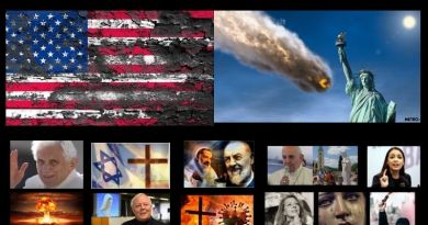 "Signs: Days before the election… The Twelve Secrets of the Apocalypse. Jesus Tells Padre Pio that the 'World is Walking in Ruins…Men have abandoned the right path""…"