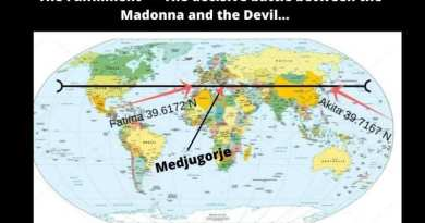 "From Fatima to Medjugorje – ""The Fulfillment"" — The decisive battle between the Madonna and the Devil -""Before the triumph this must happen"""