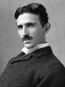 N Tesla - 1890