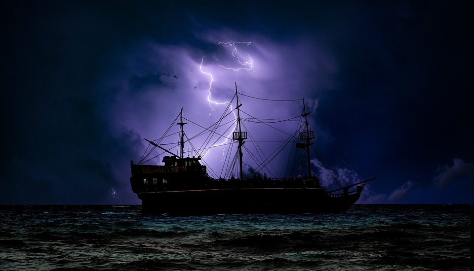 Barcos Fantasma (Hundidos) Encontrados En Los Grandes Lagos